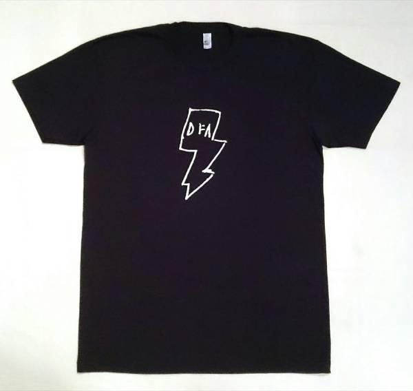 DFA Tシャツ M 黒 American Apparel