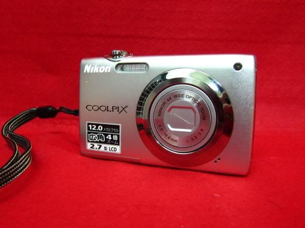 Nikon ニコン COOLPIX クールピクス S3000 ジャンク品