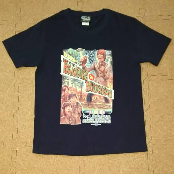 THE BAWDIES Tシャツ Mサイズ Rockin' Jelly Bean ロッキンジェリービーン EROSTIKA エロスティカ
