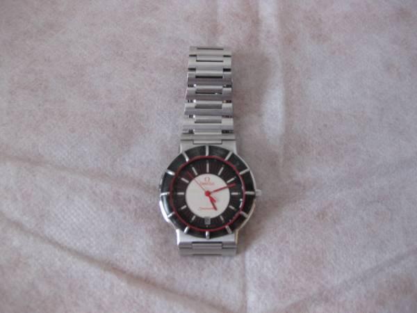 1円 スタート 時計 オメガ アンティーク クォーツ 稼働中 シーマスター 腕時計 スクウェア OMEGA メンズ VINTAGE ユニセックス LADYS SEA