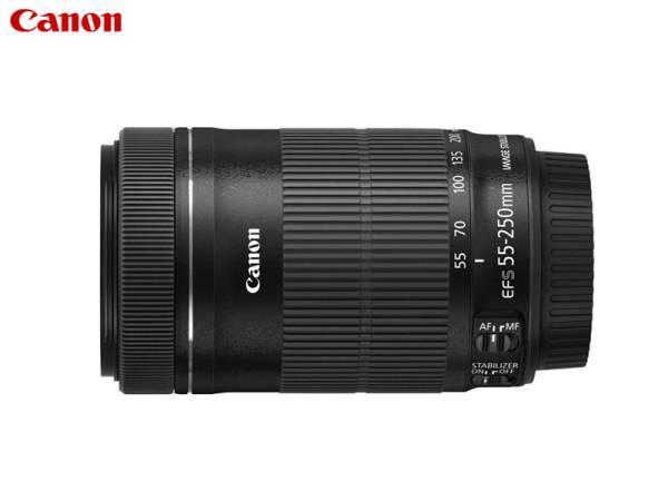 【未使用品】Canon EF-S55-250mm f/4-5.6 IS STM