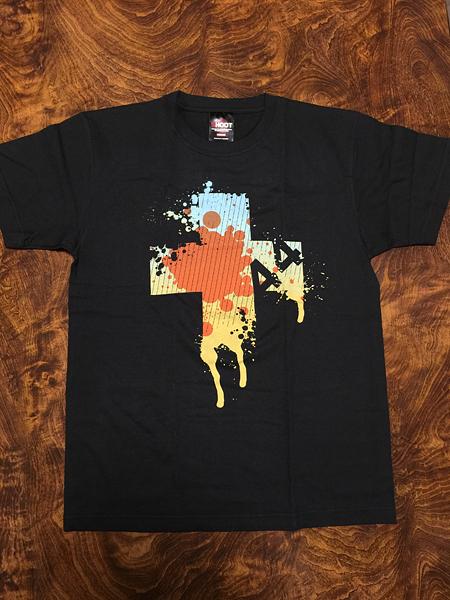 バンドTシャツ +44 プラスフォーティフォー (BLINK 182) 02