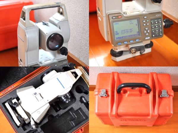 ソキア SOKKIA SET4100S トータルステーション 建設 測量 土木 設計 建築 TOPCON トプコン オートレベル_画像3