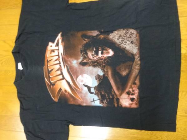 SINNER 1999年 来日時 PRIMAL FEAR Tour Tシャツ