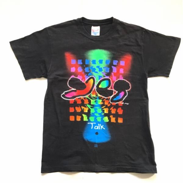 90s yes TALK petar max ピーターマックス プリント Tシャツ ビンテージ 80s