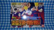 【未組立】ドラゴンボールZ 超孫悟飯 アクションキットシリーズ