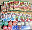■◆ 処分【お菓子大量】 ◆ ベビースター ラーメン ◆ とんがりコーン ◆ チップスター ◆ アルフォート ◆ ラングドシャ ◆【44個】 ◆■