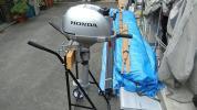ホンダ 2馬力 船外機 BF2DH パワーUPプレート組み込み済み。