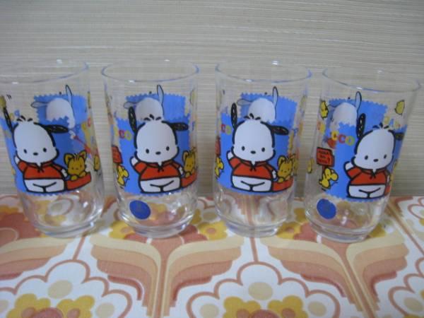 サンリオポチャッコ☆グラスセット1995年 グッズの画像