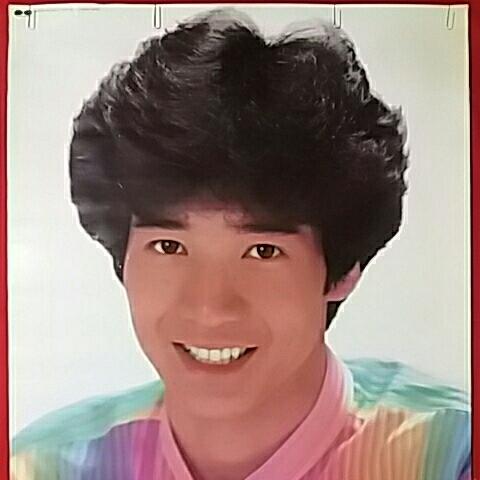 アイドルポスター「田原俊彦カレンダー'83」ジャニーズ/PONY/CANYON