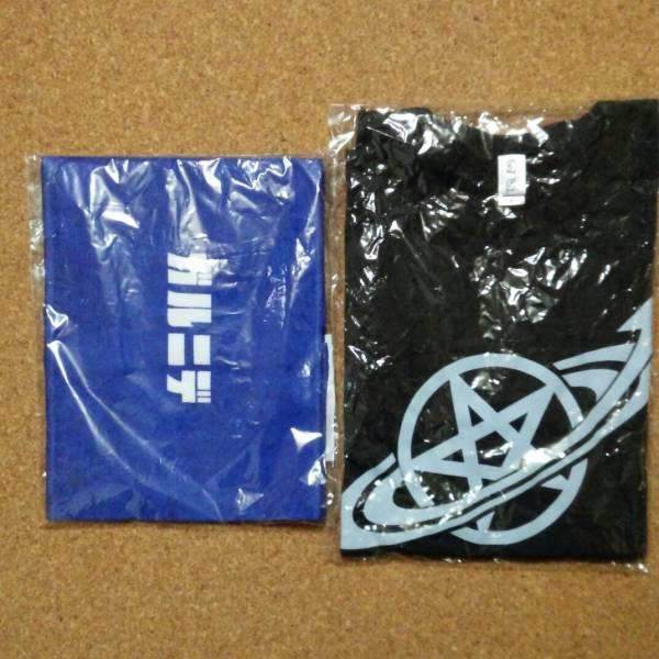 GARNiDELiA Tシャツ(M)・マフラータオルセット(新品未開封)