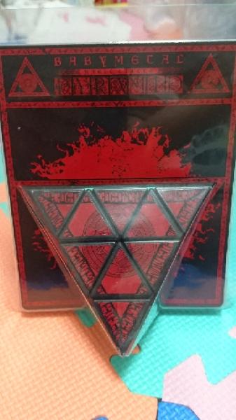 ピラミッド パズル MAGIC CIRCLE PUZZLE☆BABYMETAL ベビーメタル ベイビーメタル ベビメタ☆SU- YUI MOA☆未開封 ライブグッズの画像