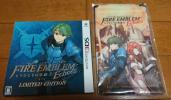 3DS ファイアーエムブレム Echoes もうひとりの英雄王 LIMITED EDITION Amazon特典ポーチ付属 新品未開封 /攻略本(電撃)付