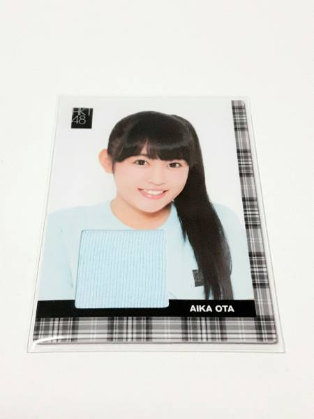 2013年 エンスカイ HKT48 多田愛佳 着用 Tシャツカード ライブグッズの画像