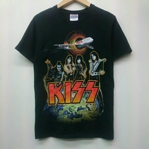 KISS キッス Hanes Tシャツ Sサイズ アメリカ ロックバンド グッズの画像
