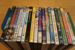 アニメ DVD 色々18枚set ティンカーベル アイスエイジ  おさるのジョージ スポンジボブ