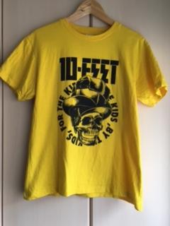 【バンT】 10-FEET Tシャツ ライブグッズの画像