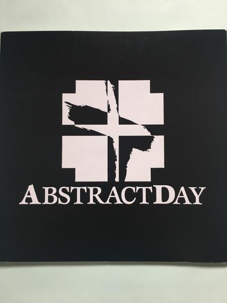 ABSTRACT DAYのパンフレット&うちわ / SUGIZO ソロ