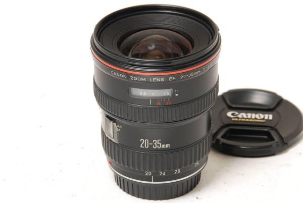 ★美品★ Canon EF 20-35mm F2.8 L★高級広角Lレンズ★
