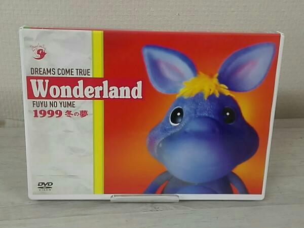 DVD DREAMS COME TRUE ドリカム 史上最強の移動遊園地 Wonderland1999 冬の夢 ライブグッズの画像