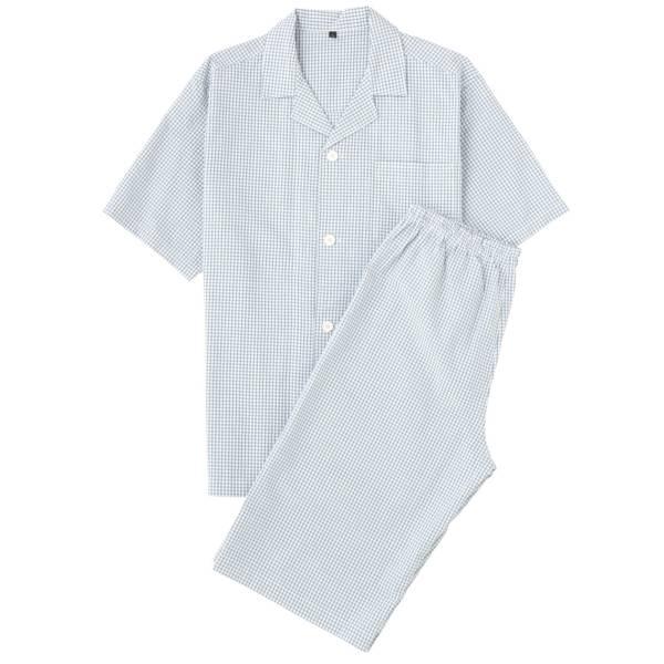 持っていたパジャマがヘタってきたので、無印良品で新しいパジャマを購入しました。 無印はネットでも注文できるからお買い物がラクで助かります!