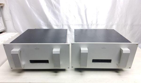 GOLDMUND ゴールドムンド MIMESIS 9.2 モノラルパワーアンプセット FT14750