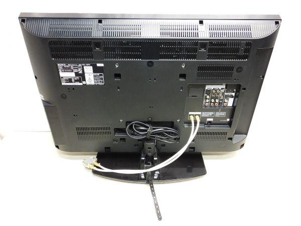 SONY ソニー 液晶テレビ BRAVIA ブラビア KDL-32F5 2010年製 FT14627_画像2