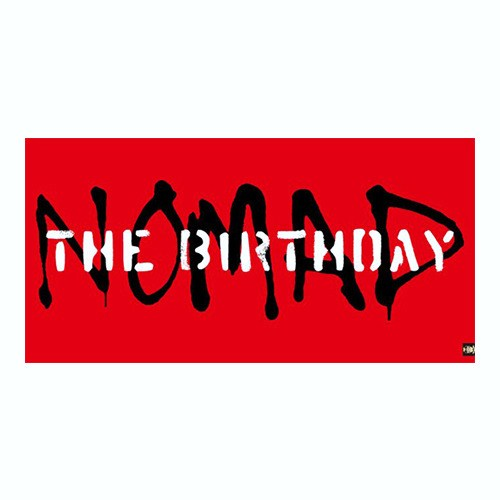 The Birthday 受注生産 バスタオル NOMAD 新品未開封 チバ ユウスケ クハラ カズユキ ミッシェル・ガン・エレファント 送料164