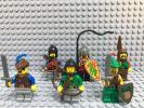 ☆6079 エルクウッドの砦☆ レゴ ミニフィグ 前髪ちゃん フォレストマン ドラゴンナイト LEGO 人形 兵士 盗賊 お城シリーズ