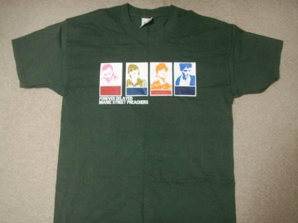 MANIC STREET PREACHERS ツアーTシャツ TRAVIS KEANE STEREOPHONICS