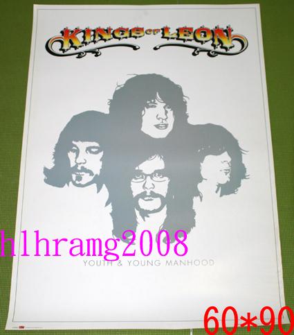 KINGS OF LEON キングス オブ レオン ポスター