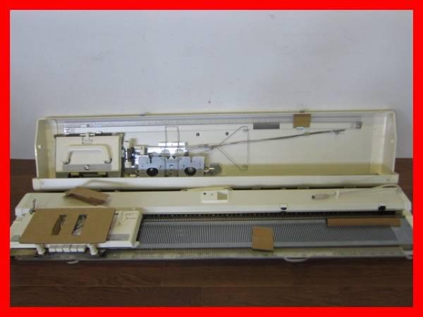 ブラザー 電子編み機 トピカル7 KH-970 CB-1 ユ... - ヤフオク!