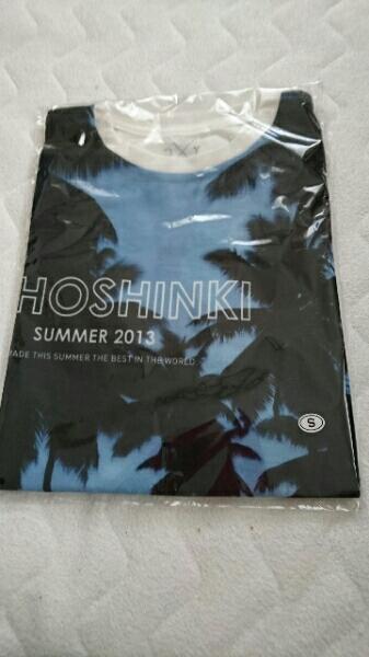東方神起 2013 SUMMER Tシャツ 『S』 ライブグッズの画像