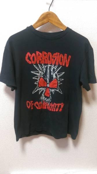 レア!CORROSION OF CONFORMITY バンドTシャツ ロックTシャツ メタル METTALICA BABYMETAL ライブグッズの画像