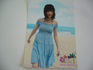 送料無料 AKB48 海外旅行日記 ハワイはハワイ 生写真 島崎遥香 2 願いごとの持ち腐れ  ライブ・総選挙グッズの画像