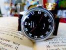 機械への美しき彫金♪ ロレックスのアンティーク腕時計 ROLEX ヴィンテージ 手巻き 機械式 本革 銀色 プレシジョン【オーバーホール済】
