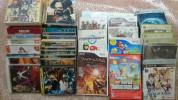 ファミコン・セガサターン・MD・ドリームキャスト・Wii・ワンダースワン・GBA・XBOX いろいろ200点セット