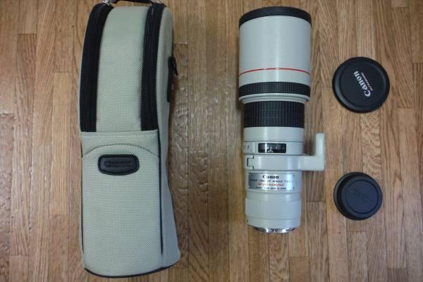 Canon キャノン 単焦点超望遠レンズ EF400㎜5.6L