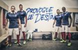 売り切り サイズ:L 新品同様 フランス代表 14 ホーム 半袖 ユニフォーム NIKE ナイキ FIFAワールドカップ2014 国内正規品