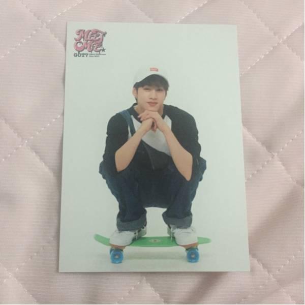 GOT7 MEET ME トレカ マーク③ ライブグッズの画像