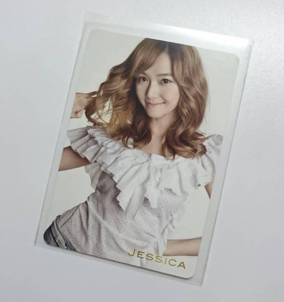 少女時代 GENIE 日本盤 トレカ ジェシカ コンサートグッズの画像