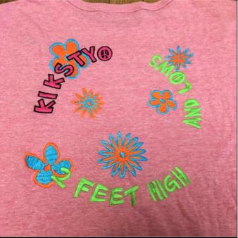 KIKS TYO Tシャツ サンプリング HIP-HOP De La Soul