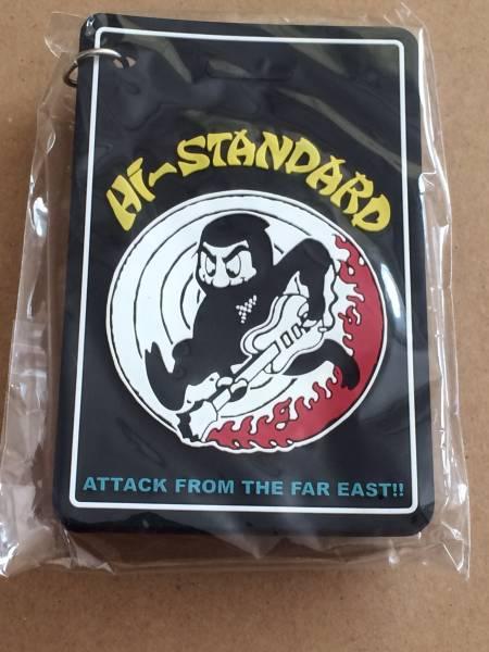 新品/Hi-STANDARDパスケース/AIR JAM2012ハイスタンダード