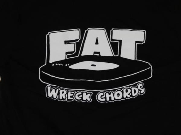 新品FAT wreck chordsTシャツ /NOFX/Hi-STANDARDLAGWAGON NOUSE FOR A NAMEハイスタンダード