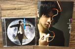 *JJ 林俊傑/リン・ジュンジエ/リン・ジュンジェ 海外輸入版CD VCD DVD 2点セット 西界/樂行者*z12742