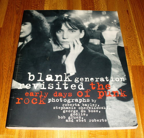 ◇blank generation revisited the early days of punk rock
