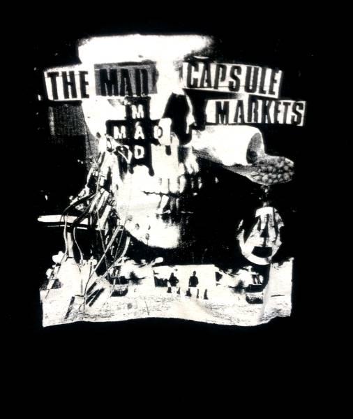 ★レア THE MAD CAPSULE MARKETS Tシャツ AA= 上田剛士