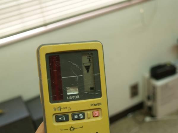 トプコン TOPCON 回転レーザーレベル RL-H1S 受光器×1 [F13]_画像3