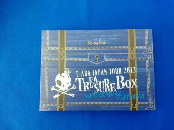 T-ARA JAPAN TOUR 2013~TREASURE BOX~2nd TOUR FINAL IN BUDOKAN(Blu-ray Disc) ライブグッズの画像