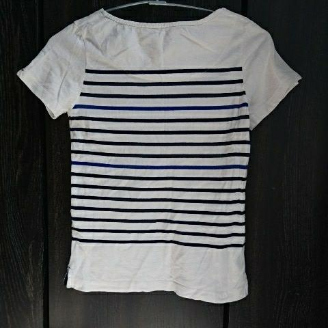 NICE CLAUP ボーダー Tシャツ ナイスクラップ Mサイズ_画像3
